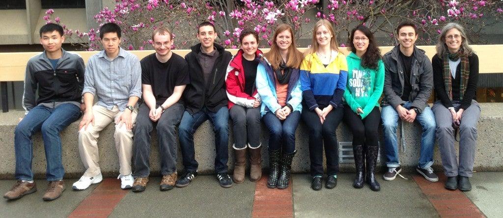 Lab members 2013 pic